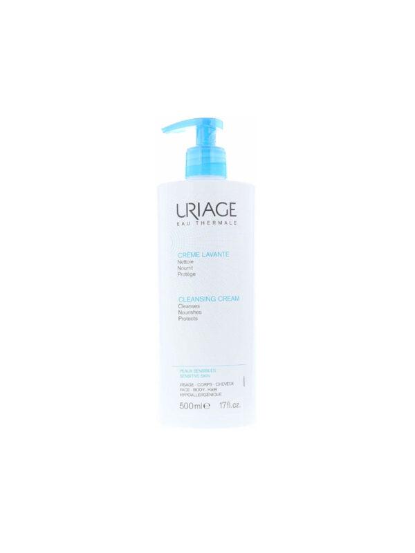 Uriage Creme lavante Viso Corpo Capelli senza sapone 500 ml - URIAGE - Cura e cosmesi bambino