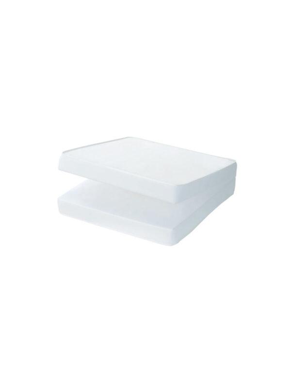 Materasso trapuntato 125x62 - GIORDANI - Culle, materassi e accessori