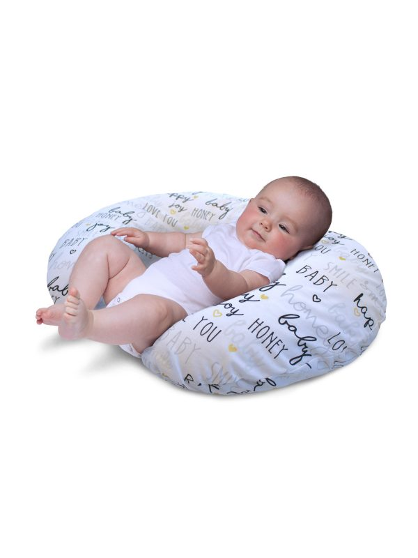 Cuscino allattamento Hello Baby - BOPPY - Accessori Pappa e Allattamento
