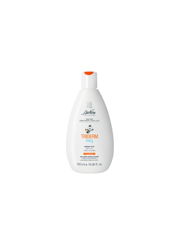 Triderm baby olio bagno 500 ml - BIONIKE - Cura e cosmesi bambino