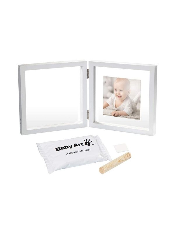 Portafoto My Baby Style Crystal  (con kit calco) - BABY ART - Accessori cameretta