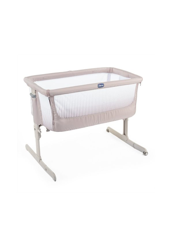 Culla Cosleeping Next2Me Air  Dark Beige - CHICCO - Culle, materassi e accessori