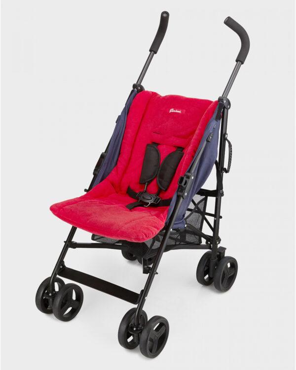 Copripasseggino rosso - GIORDANI - Accessori passeggini