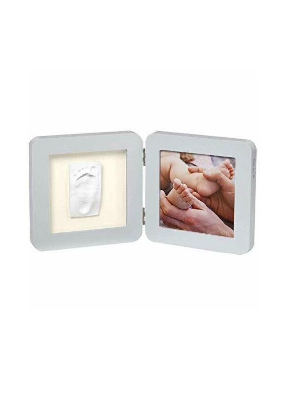 Porta Foto  My Baby Touch con Kit Impronta mano o piede - BABY ART - Accessori cameretta