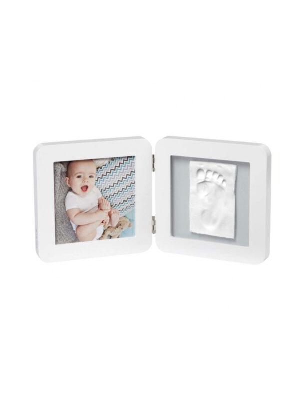 Porta Foto  My Baby Touch Simple con Kit Impronta - BABY ART - Accessori cameretta