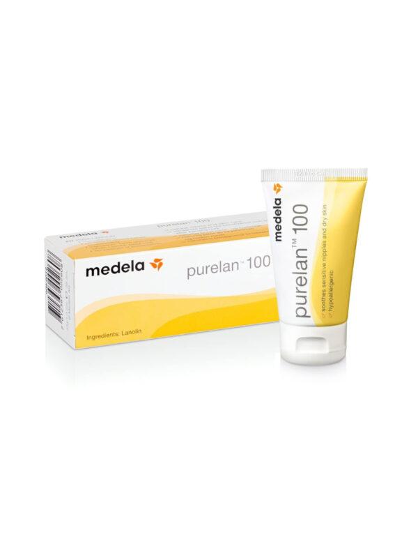 Purelan 100 crema per capezzoli 37gr - MEDELA - Cura e cosmesi mamma