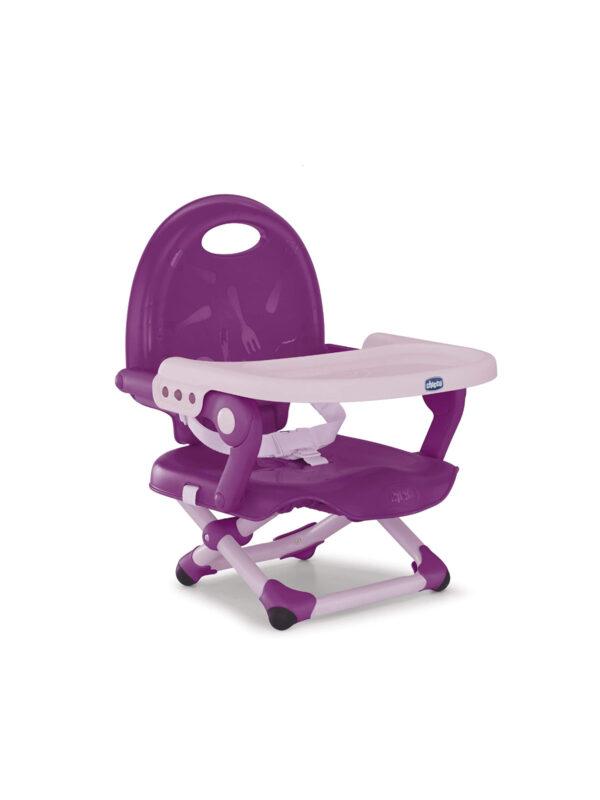 Rialzo sedia Pocket Snack Dark Violetta - CHICCO - Seggioloni e Alzasedia