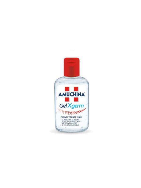 Amuchina Gel X-Germ Disinfettante Mani 80 ml - AMUCHINA - Detergenti e creme