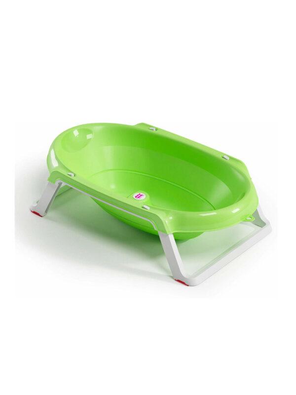 Vaschetta Onda Slim verde - OK BABY - Accessori Cambio