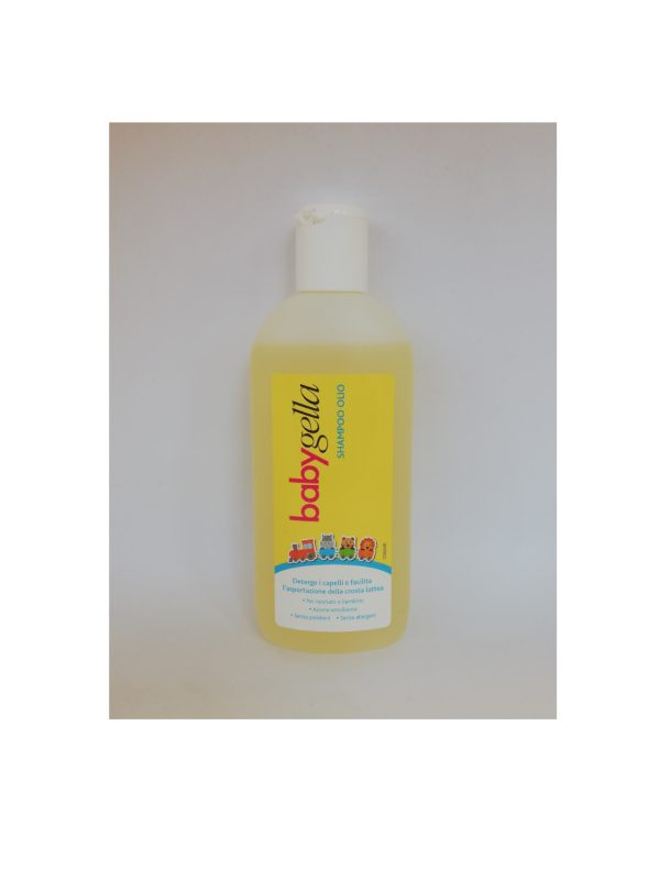 Babygella Shampoo olio 150 ml - BABYGELLA - Cura e cosmesi bambino