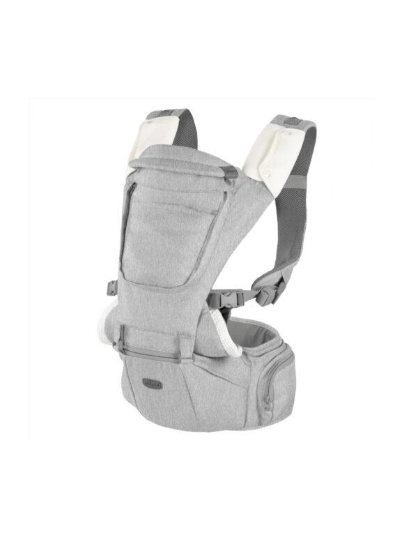 Chicco Marsupio Hip Seat Titanium - CHICCO - Marsupi, fasce e zaini