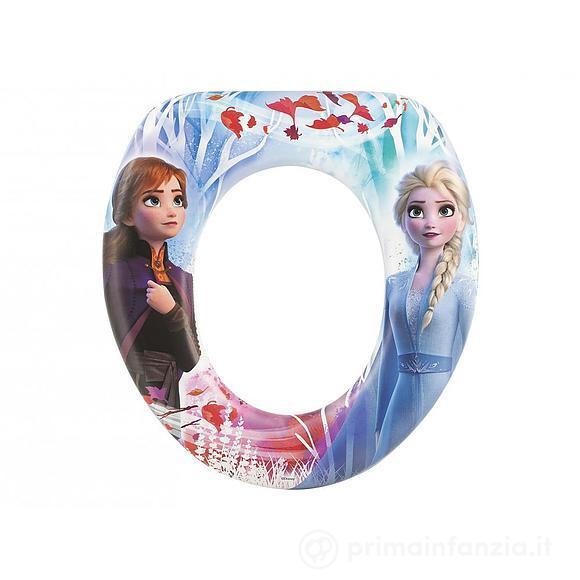 Riduttore WC Morbido Disney Frozen 2 - DISNEY - Vasini e riduttori