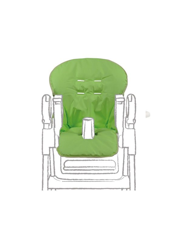 Copri seggiolone in pcv Verde - GIORDANI - Accessori Seggioloni