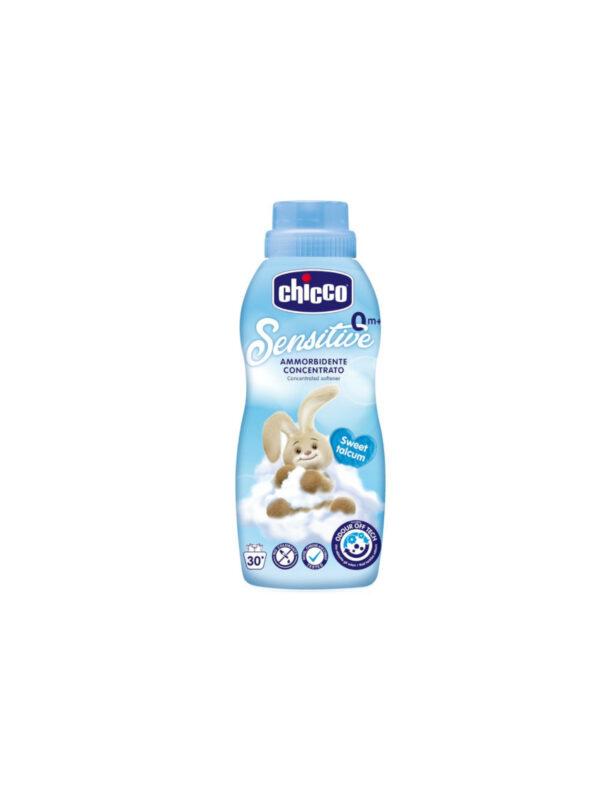 Ammorbidente superconcentrato Cuore di Talco 750 ml - CHICCO - Detergenti e creme