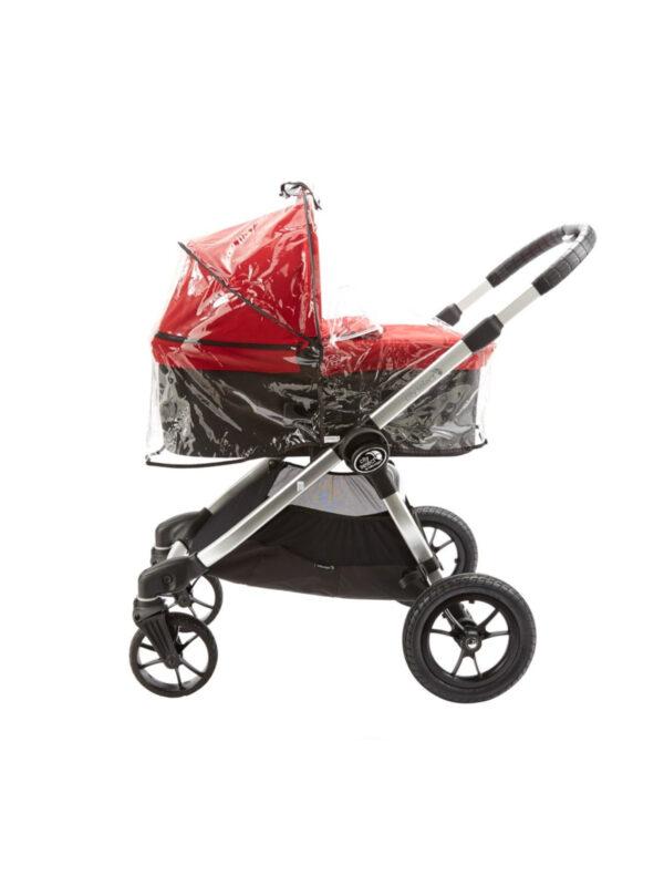 Baby Jogger Telo Parapioggia navicella DeLuxe - Crystal - BABY JOGGER - Accessori modulari