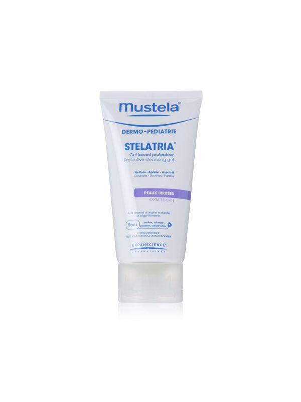 Mustela Stelatria Gel Lavante per l'Igiene Intima Fin dalla Nascita 150 ml - MUSTELA - Cura e cosmesi bambino