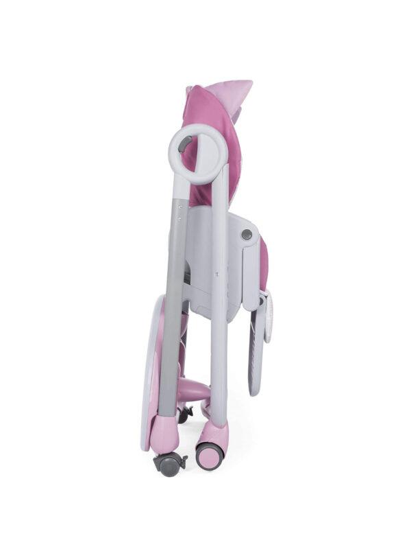 Seggiolone Polly 2 Start Miss Pink - CHICCO - Seggioloni e Alzasedia