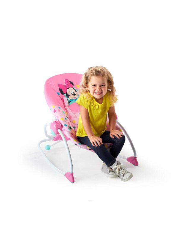 Sdraietta Minnie Stars & Smile - Disney baby - Sdraiette e altalene
