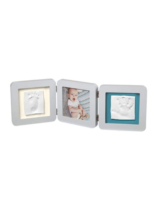Portafoto My Baby Touch Double Pastel (kit calco doppio) - BABY ART - Accessori cameretta