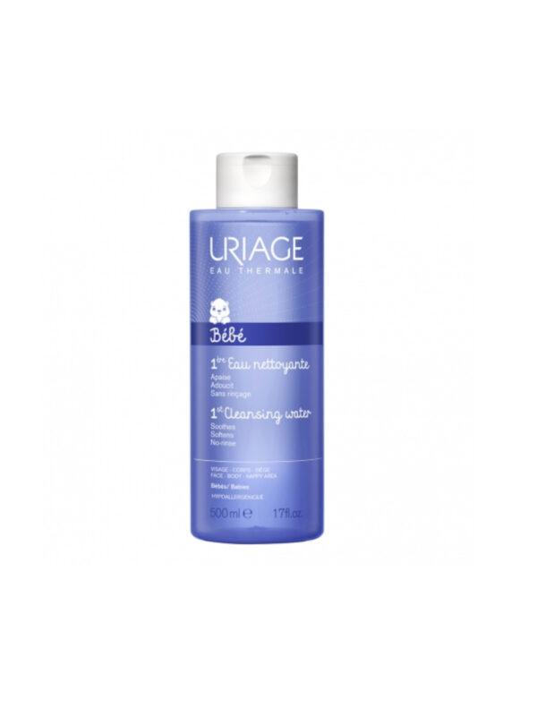 Uriage 1 Ere acqua detergente 500 ml - URIAGE - Cura e cosmesi bambino