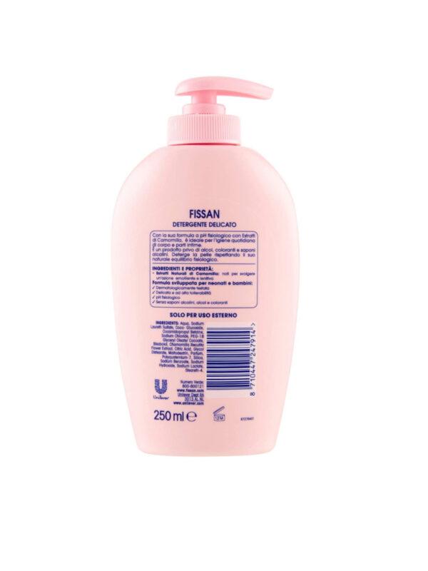 Fissan Detergente delicato  250ml - FISSAN - Cura e cosmesi bambino