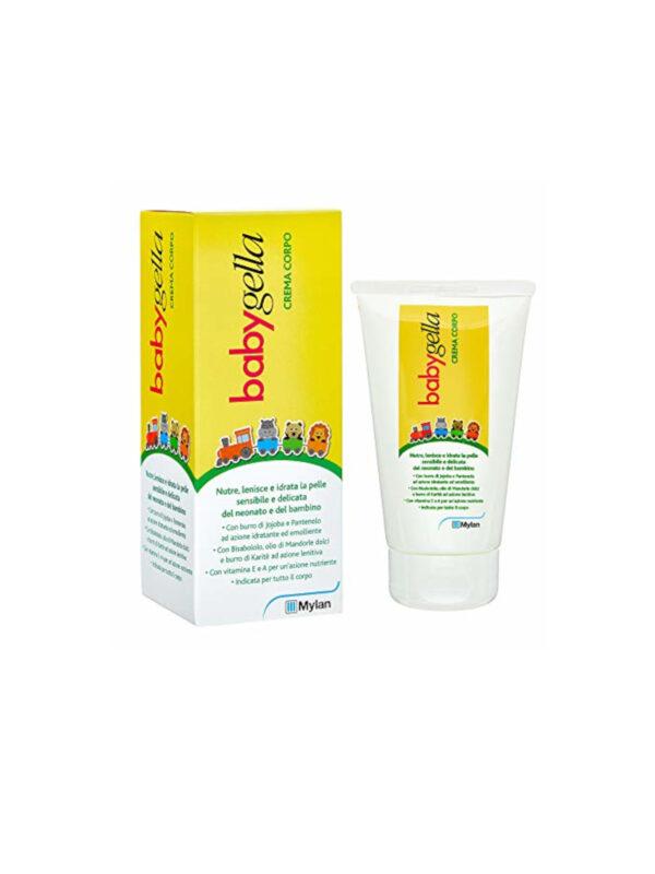 Crema corpo 100 ml - BABYGELLA - Cura e cosmesi bambino