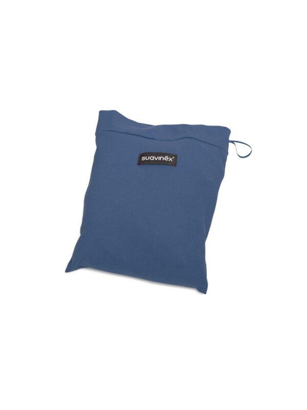 Suavinex Babywrap blu - SUAVINEX - Marsupi, fasce e zaini