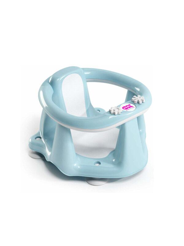 Supporto bagno Flipper Evolution azzurro - OK BABY - Accessori Cambio