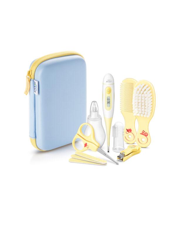 Philips Avent Set Beauty BabyCare per la cura del bambino/a - PHILIPS AVENT - Cura e cosmesi bambino