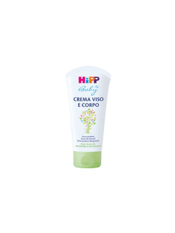 Crema viso e corpo 75 ml - HIPP BABY - Cura e cosmesi bambino