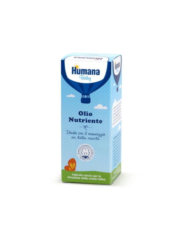 Olio nutriente 150 ml - HUMANA BABY - Cura e cosmesi bambino