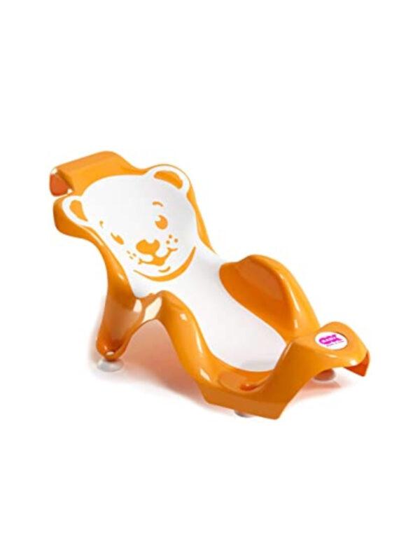 Sdraietta Bagno Buddy arancio - OK BABY - Accessori Cambio