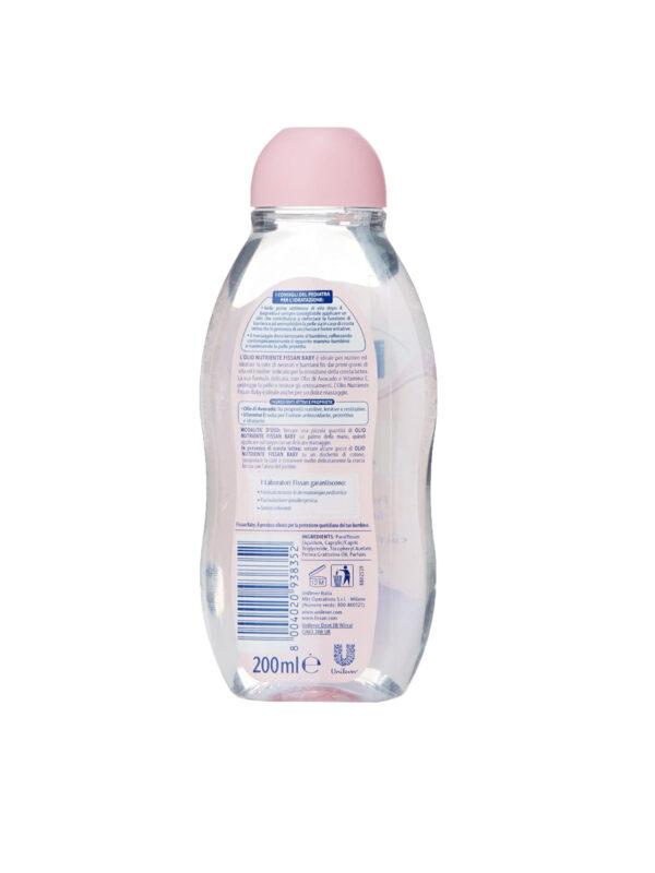 Fissan Olio Nutriente 200 ml - FISSAN - Cura e cosmesi