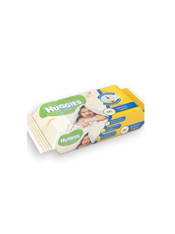 Huggies UNISTAR Salviette Umidificate per Bambini 56 pezzi - HUGGIES