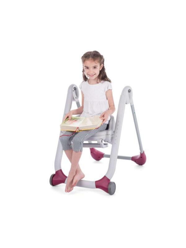 Chicco Seduta per sgabello Polly Progres5 - CHICCO - Seggioloni e Alzasedia