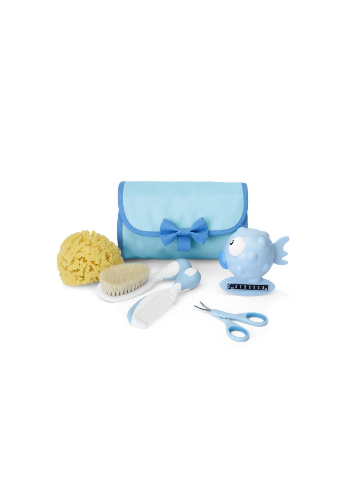 Chicco Set Igiene Azzurro Bimbostore
