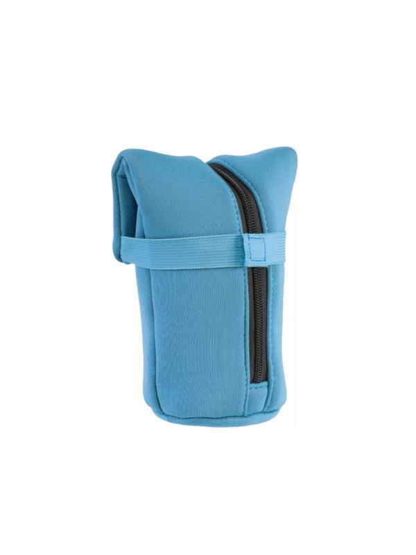 Porta Biberon Termico in Tessuto Azzurro - CHICCO - Accessori Pappa e Allattamento