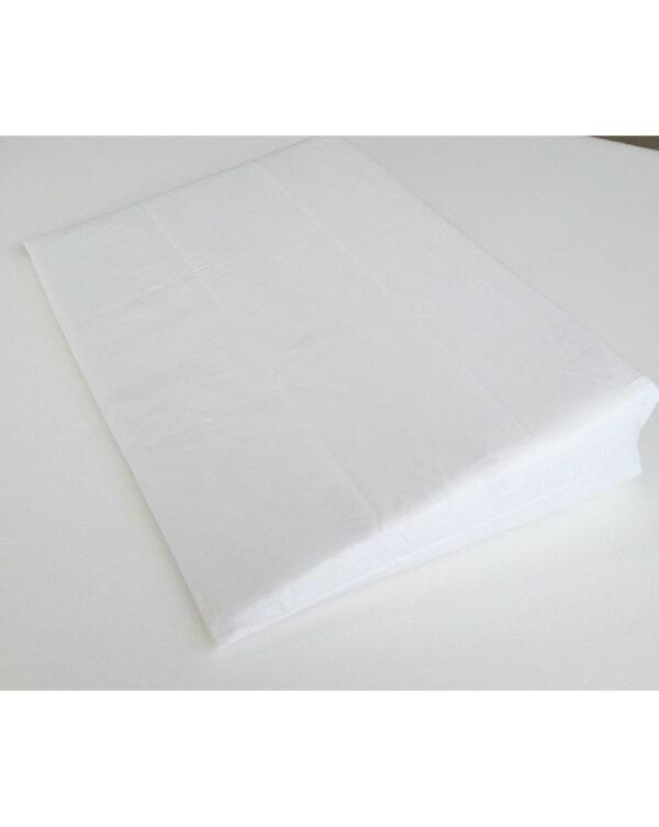 Copri cuscino antireflusso letto 37x60 - GIORDANI - Cuscini e accessori lettini