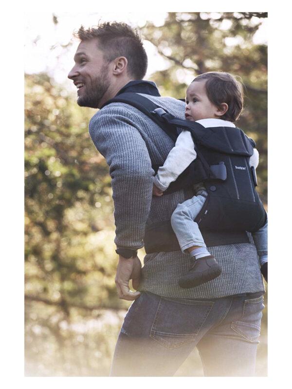 BabyBjörn Marsupio Baby Carrier One - Nero - BABYBJÖRN - Marsupi, fasce e zaini