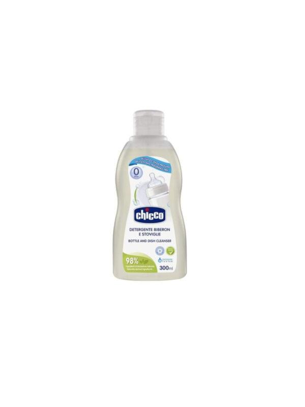 Detergente delicato Biberon e Stoviglie - 300ml - CHICCO - Detergenti e creme