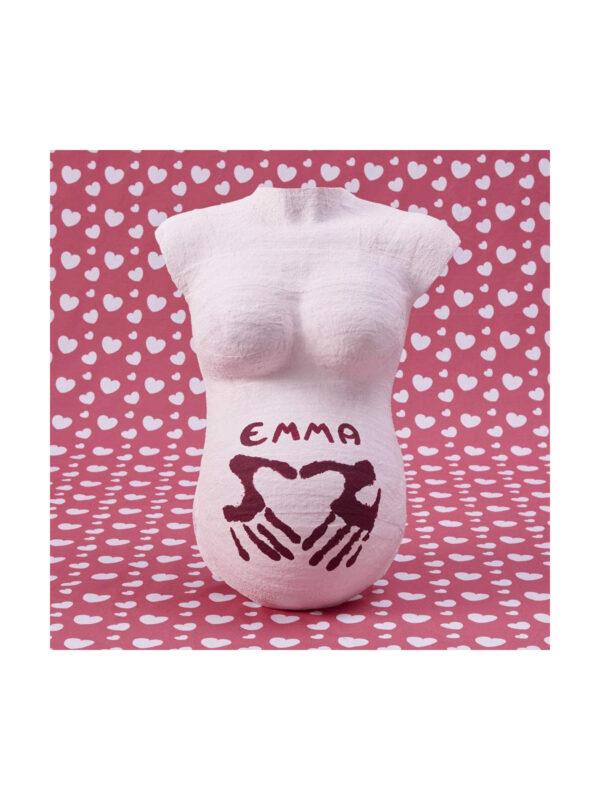 Kit My Lovely Belly calco pancia gravidanza - BABY ART - Accessori cameretta