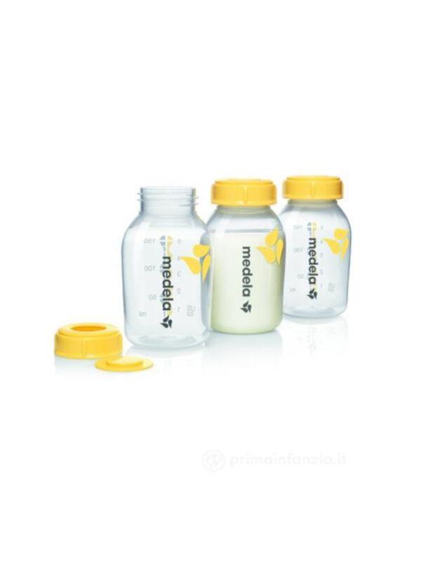 Medela Contenitori latte materno da 150 ml conf. 3 pezzi - MEDELA - Accessori Pappa e Allattamento