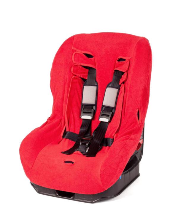 Copriseggiolino GR. 1  rosso - GIORDANI - Accessori per Auto