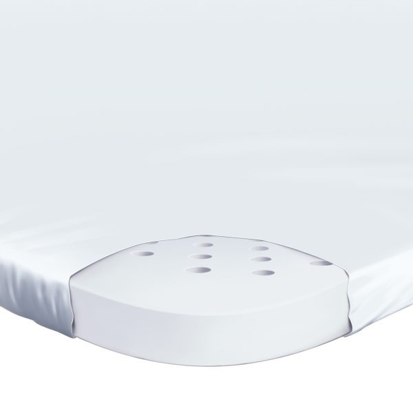 Completo materasso e cuscino traspirante Coccola  69x32 cm  30x20 cm - GIORDANI - Cuscini e accessori lettini