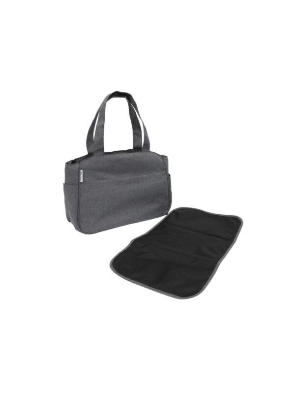 Borsa Mamy Bag Grey - GIORDANI - Accessori Cambio