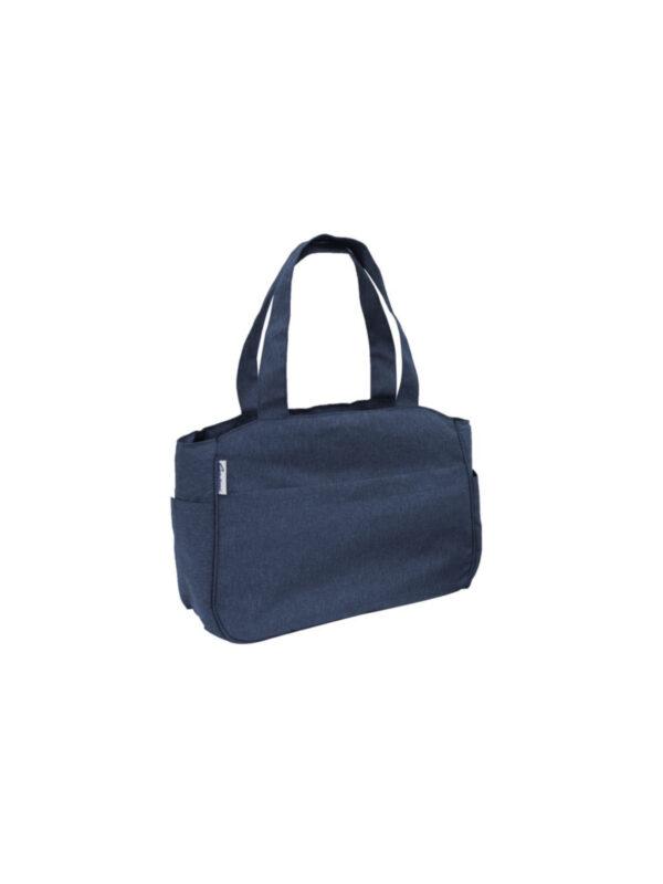 Borsa Mamy Bag Blue - GIORDANI - Accessori Cambio