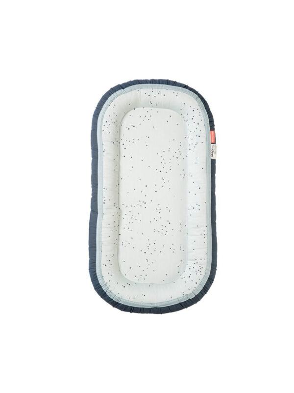 Riduttore Dreamy  Dots Blu  cotone - DON BY DEER - Culle, materassi e accessori