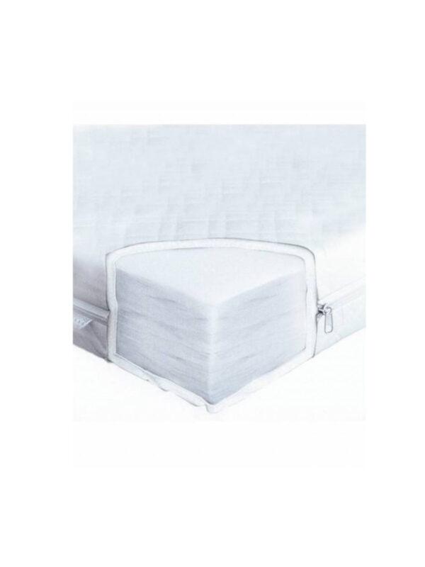 Materasso in fibra 125x62 - GIORDANI - Culle, materassi e accessori