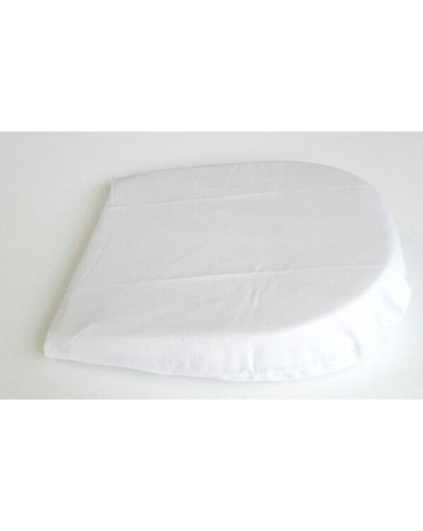 Copri cuscino antireflusso culla 34x35 - GIORDANI - Cuscini e accessori lettini