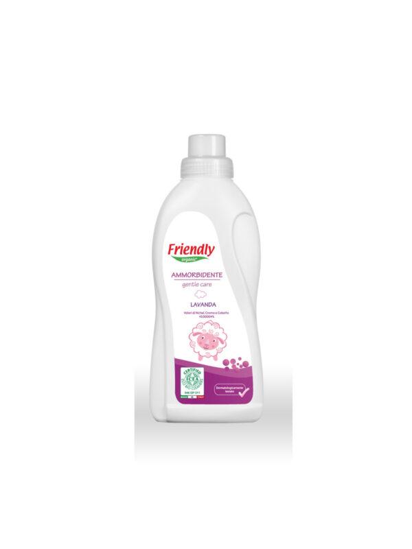 Baby ammorbidente 750 ml - FRIENDLY ORGANIC - Detergenti e creme